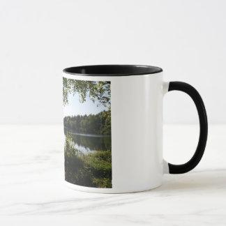 Colemereの国公園のLlangollen運河 マグカップ