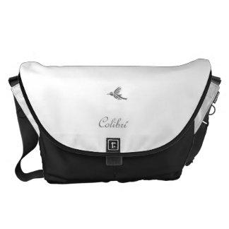 Colibrí -美しくロマンチックで夢みるようなデザイン- メッセンジャーバッグ