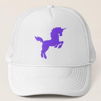 Collectibelは紫色の帽子のユニコーンを着色します キャップ