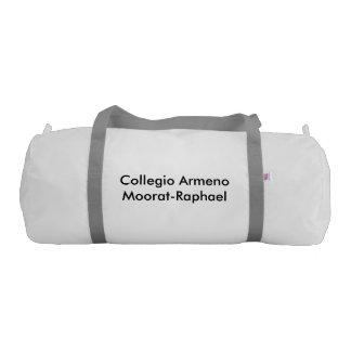 Collegio ArmenoのDuffleの体育館のバッグ ジムバッグ
