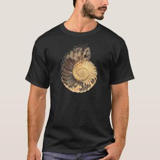 Collignonicerasのwoollgari白亜のアンモナイト Tシャツ