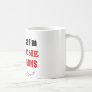 Collinsの素晴らしい家族 コーヒーマグカップ