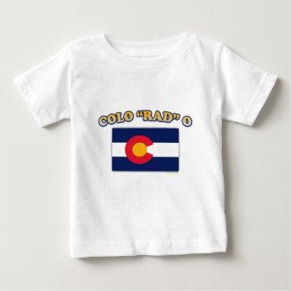 Coloの素晴らしいO ベビーTシャツ