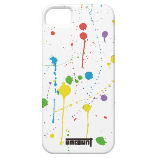 color painted iphone5 ケース