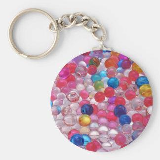 coloreのゼリーの球の質 キーホルダー