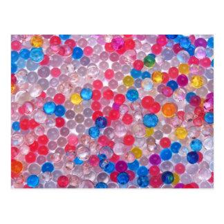 colore水球 ポストカード