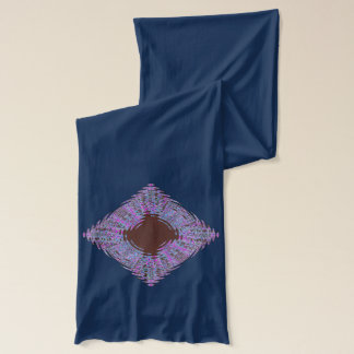 Colorfoilのピンクのバンダナ スカーフ