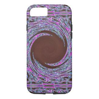 Colorfoilのピンクのバンダナ iPhone 8/7ケース