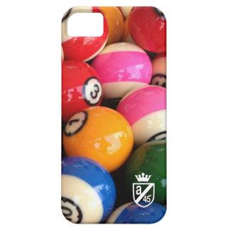 Colorful Billiards 2 iPhone 5 カバー