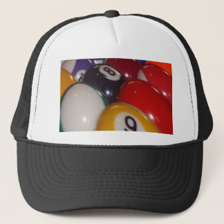 Colorful_Eight_Balls、_ キャップ
