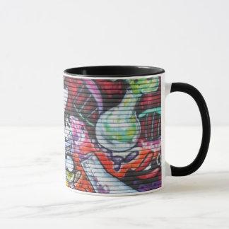 Colorful Medical Theme Graffiti マグカップ