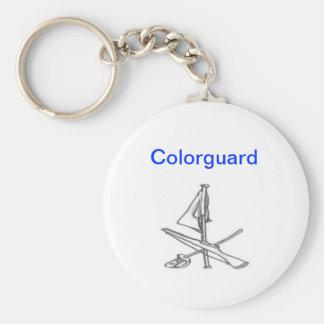 Colorguard Keychain キーホルダー