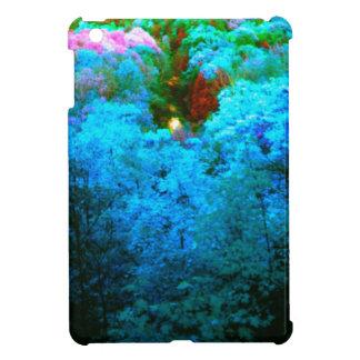 Colorizedの青い紅葉 iPad Mini Case