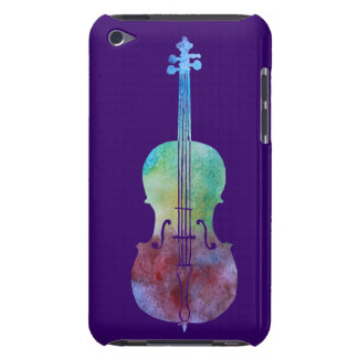 Colorwashedのチェロ Case-Mate iPod Touch ケース