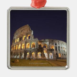 Colosseumかローマのコロシアム、最初に メタルオーナメント