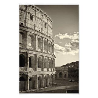 Colosseumのローマのプリント フォトプリント
