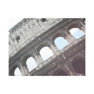Colosseumの別の角度 キャンバスプリント