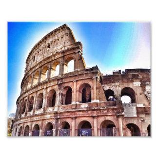 Colosseumの壮大なプリント フォトプリント