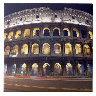 Colosseumの撃たれる夜 タイル