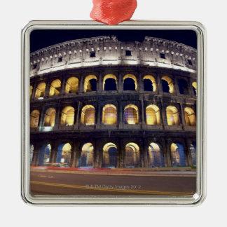 Colosseumの撃たれる夜 メタルオーナメント