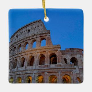 Colosseumの最初にFlavianの円形劇場 セラミックオーナメント