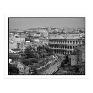 Colosseumの郵便はがき ポストカード