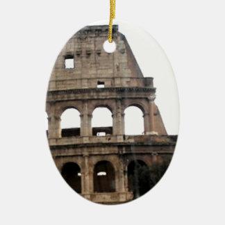 Colosseumイタリアンな旅行写真 セラミックオーナメント