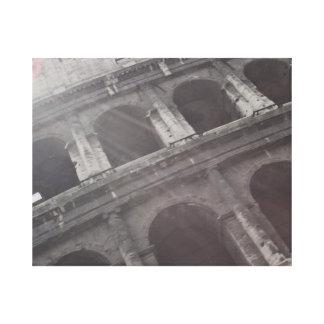Colosseumローマ、イタリア キャンバスプリント