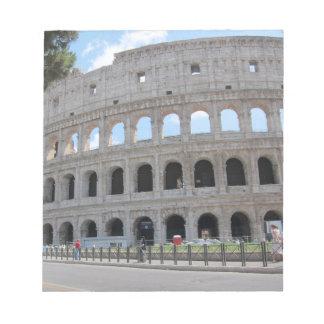 Colosseumローマ! ノートパッド