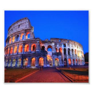 Colosseumローマ フォトプリント