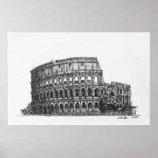 Colosseum ポスター