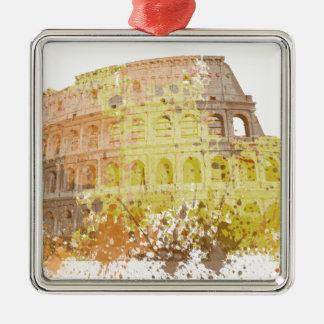 Colosseum メタルオーナメント