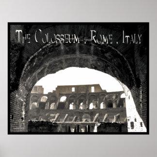 Colosseum -ローマイタリアポスター ポスター
