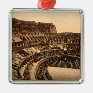 Colosseum、ローマ、イタリアののインテリアオーナメント メタルオーナメント