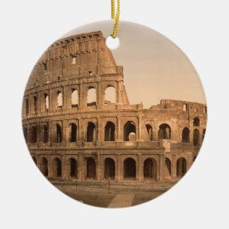Colosseum、ローマ、イタリアの外面 セラミックオーナメント