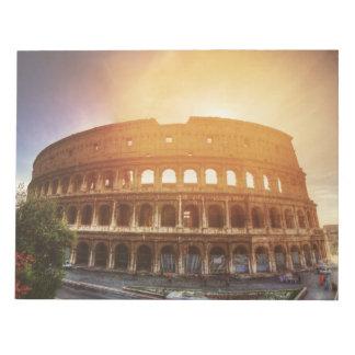 Colosseum、ローマ、イタリア ノートパッド