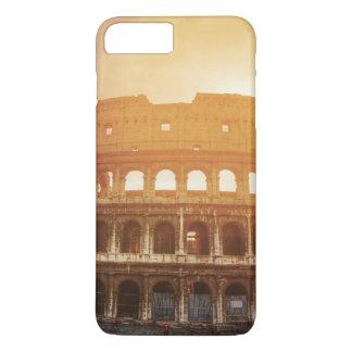 Colosseum、ローマ、イタリア iPhone 8 Plus/7 Plusケース