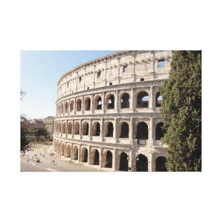 Colosseum (ローマ) キャンバスプリント