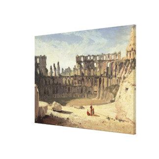 Colosseum、ローマ キャンバスプリント