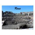 Colosseum-ローマ ポストカード