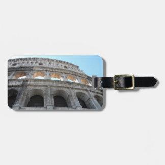 Colosseum-ローマ ラゲッジタグ