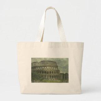 Colosseum、ローマ ラージトートバッグ