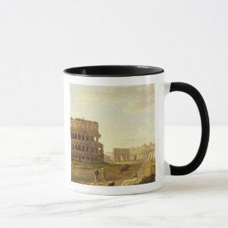 Colosseum 1776年(キャンバスの油) マグカップ