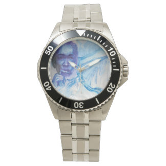 Coltrane青いTraneの腕時計のデザイン 腕時計