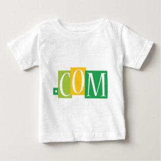 .COM ベビーTシャツ