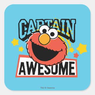 Comic Elmoの大尉 スクエアシール