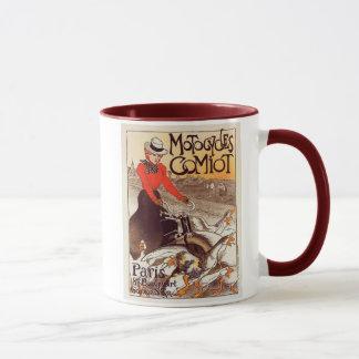 Comiotのオートバイ マグカップ