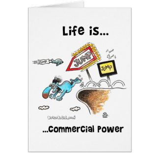 commercial_power カード