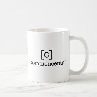 CommonCentsのマグ コーヒーマグカップ