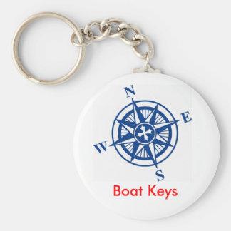 compass_のボートの鍵 キーホルダー